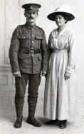F065 220th (County of London) Battalion (Blackheath and Woolwich), 6 June, 1917, Lewisham studio