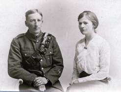 F126 Arnold and Enid, Batley. Artillery.