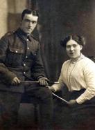 F071 Thomas Flynn, Royal Engineers, and Ellen, nee Rush