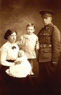 F021 William Duffy, King's (The Liverpool Regiment) 27 July 1917
