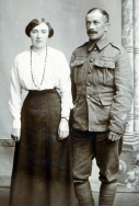 F026 Unnamed soldier and lady
