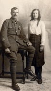 F033 Unnamed soldier and lady
