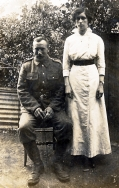 F039 Unnamed soldier and lady