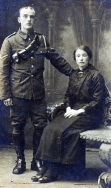 F054 Unnamed soldier and lady