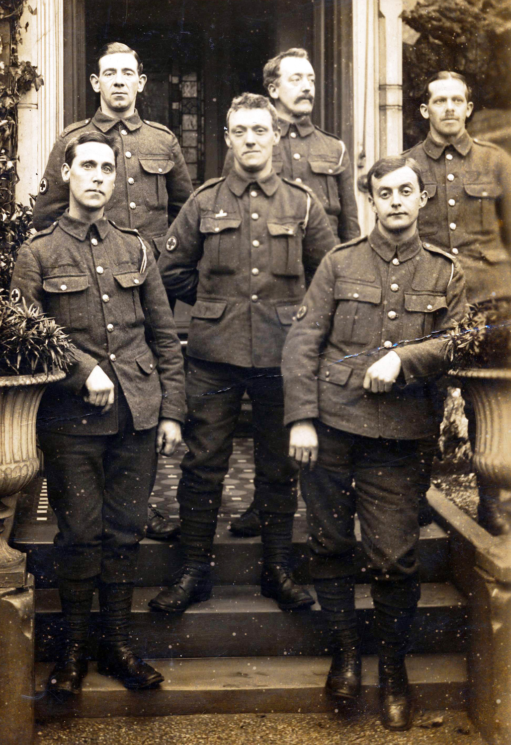 100 The Royal Army Medical Corps