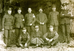 G032 Royal Army Medical Corps, France