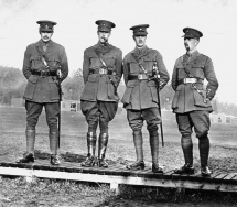 G044 London Regiment, Hurdcott Camp 1916