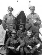 G060 NCOs, 14th Battalion, Northumberland Fusiliers