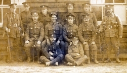 G074 Oxfordshire & Buckinghamshire Light Infantry