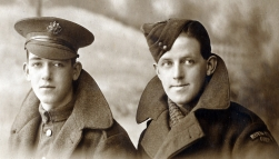 G083 Cheshire Regiment and Royal Flying Corps, Workington studio