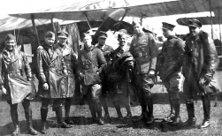 G086 104 Squadron 1917, Royal Flying Corps