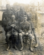 G091 King's (The Liverpool Regiment) Pals, France