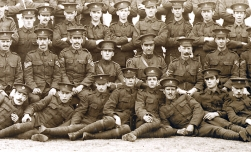 G092 King's (The Liverpool Regiment) group