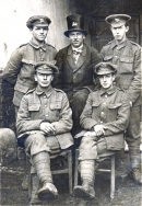 G094 King's (The Liverpool Regiment), France