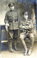 G095 King's (The Liverpool Regiment) and Army Service Corps