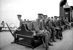 G492 King's Liverpool Regiment, Mersey Ferry. Courtesy of AngelJCake.