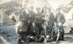 G523 Yorkshire Light Infantry, Mollard Studio, Sheffield.