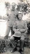 G526 Cavalry pals, Africa.
