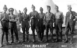G028 Royal Army Medical Corps