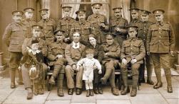 G030 Royal Army Medical Corps