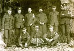 G032 Royal Army Medical Corps, France