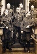 G035 Will Baxter, Royal Army Medical Corps