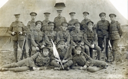 G039 12th (County of London Battalion), signals