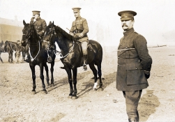 G049 Group Officer Colonel Weston Jarvis, CMG MVO, 3rd Battalion (County of London) Yeomanry