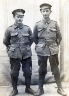 G062 Northumberland Fusiliers, France