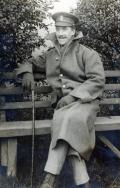 B345 Arthur Stapley, King's Liverpool Regiment.