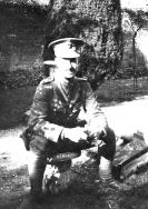B005 Lt. Hewitt14th Battalion, Northumberland Fusiliers
