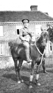B007 Lt. Robinson 14th Battalion, Northumberland Fusiliers