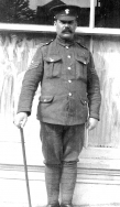 B017 Sgt. Major Gray 14th Battalion, Northumberland Fusiliers