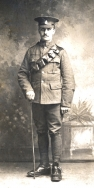 B025 Unnamed soldier, 4th (Queen's Own) Hussars, Curragh