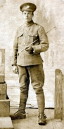 B026 Unnamed soldier, 4th and 5th Battalions, The Prince of Wales's Volunteers (South Lancashire Regiment)