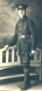 B027 Unnamed soldier, 4th Battalion, King's Own Lancaster Regiment, Blackpool