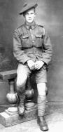 B028 Unnamed soldier, 8th Battalion, Royal Scots (Lothian Regiment), Belgium 1917