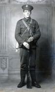 B029 Unnamed soldier, 13th Battalion, Somerset Light Infantry, Leighton Buzzard
