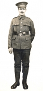 B030 Unnamed soldier, 22nd or 24th Battalions (County of London Regiment), The Queen's