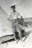B039 Unnamed soldier, Egypt, 31 August, 1916