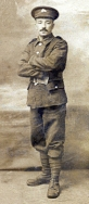 B041 Unnamed soldier, France