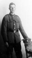 B042 Unnamed soldier, Fusilier regiment, Dover studio