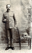 B044 Unnamed soldier, Indian regiment
