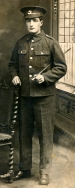 B047 Unnamed soldier, King's (The Liverpool Regiment)