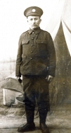 B052 Unnamed soldier, Northamptonshire Regiment