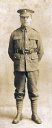 B053 Unnamed soldier, Northumberland Fusiliers