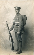 B054 Unnamed soldier, Prince of Wales's (North Staffordshire Regiment)