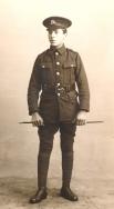 B055 Unnamed soldier, Queen's Regiment