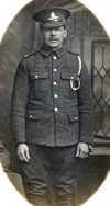 B064 John Foster, Royal Field Artillery, died of wounds 3 March 1917