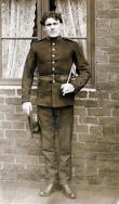 B073 Unnamed soldier, Royal Artillery